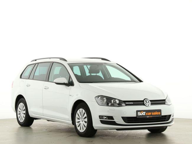 VW Golf VII Variant 1.4 TGI BlueMotion Trendline
