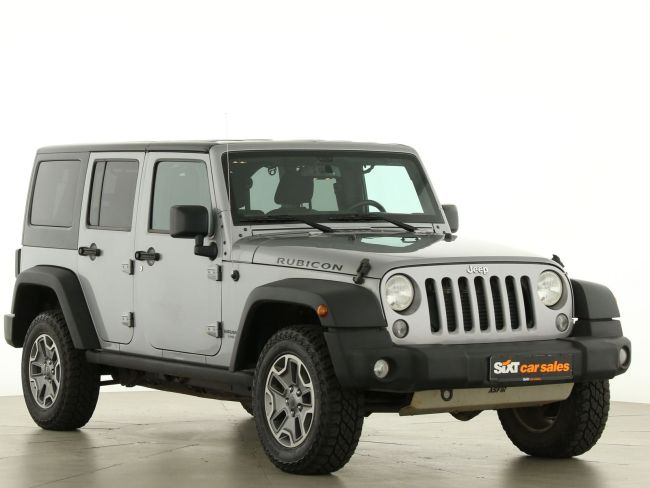 Jeep Jeep Wrangler 2.8 CRD Unlimited Rubicon