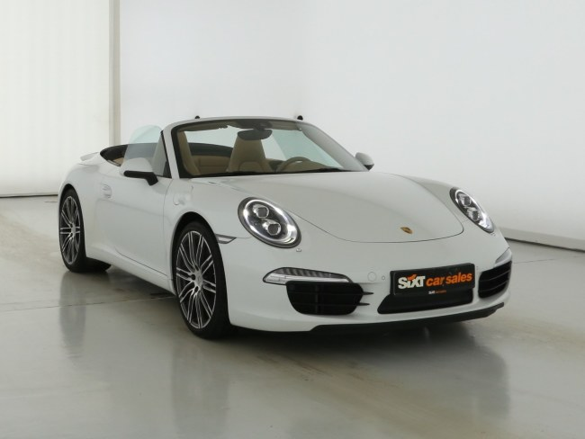 Porsche 911 Carrera S 3.8