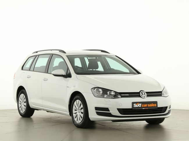 VW Golf VII 1.4 TGI BlueMotion Trendline