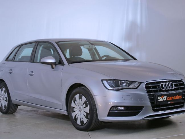 Audi A3 Sportback 2.0 TDI Attraction clean diesel