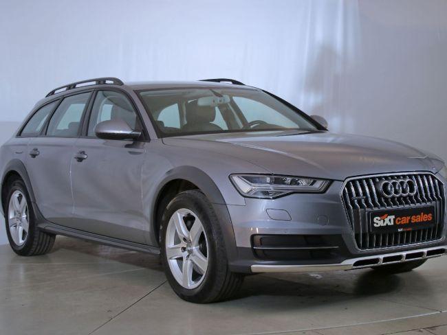 Audi A6 allroad quattro 3.0 TDI cleandiesel