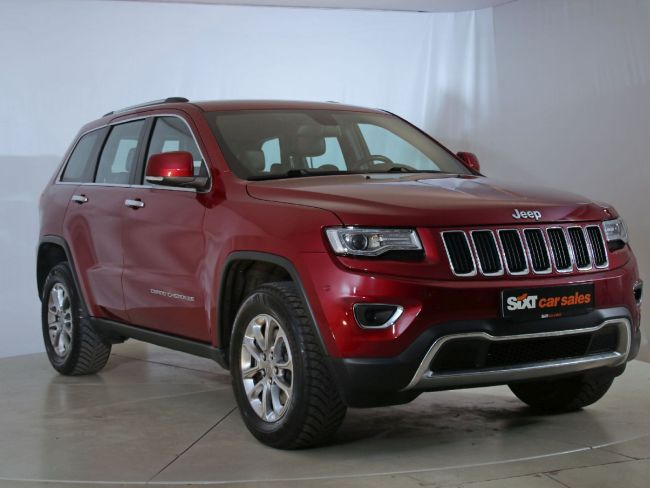 Jeep Grand Cherokee 3.0 CRD Limited (Euro 6)
