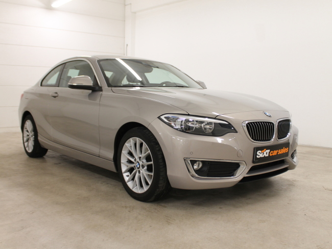 BMW 2er - 220i Luxury Line