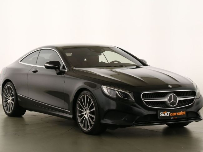 Mercedes Benz S 500 Coupe 4Matic