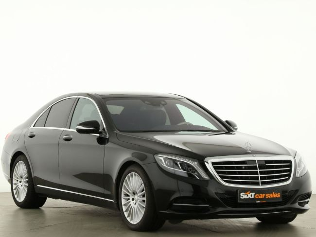 Mercedes Benz S 400 4Matic