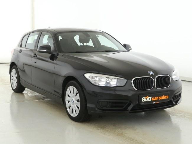BMW 1er - 118d