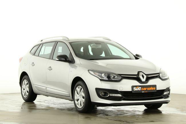 Renault Megane Grandtour 1.5 dCi 110 FAP Limited ENERGY