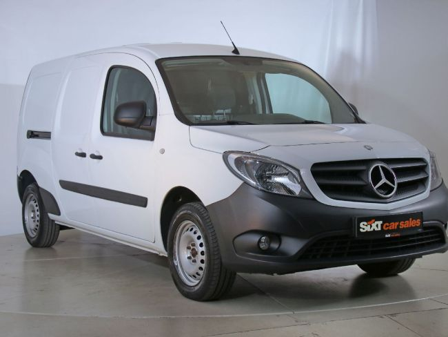 Mercedes Benz Citan 111 CDI Extralang (A3)