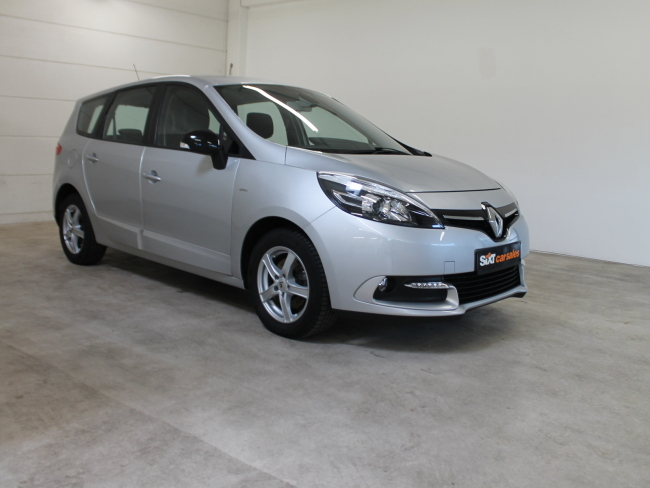 Renault Grand Scenic 1.2 TCe 130 Limited ENERGY (EURO6)
