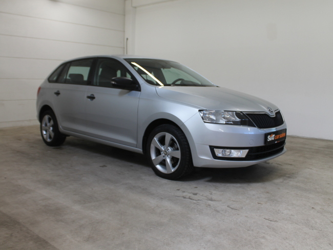 Skoda Rapid 1.2 TSI Cool Edition Green tec