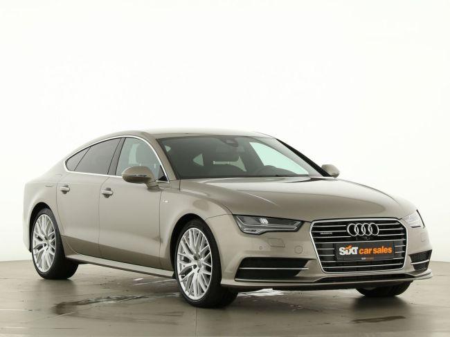 Audi A7 3.0 TDI quattro S line