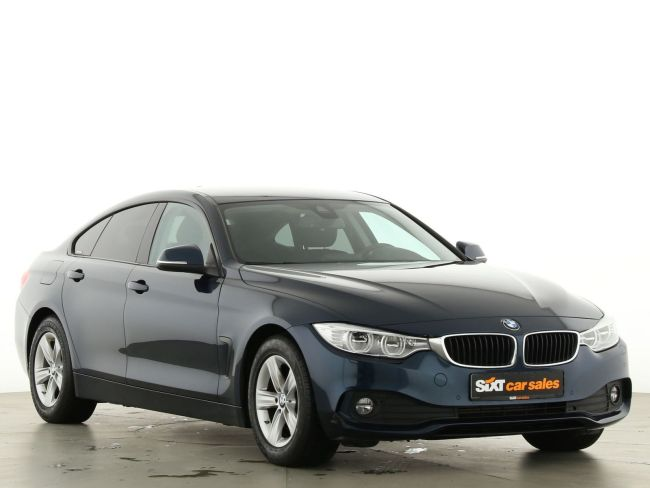BMW 420 d Gran Coupe