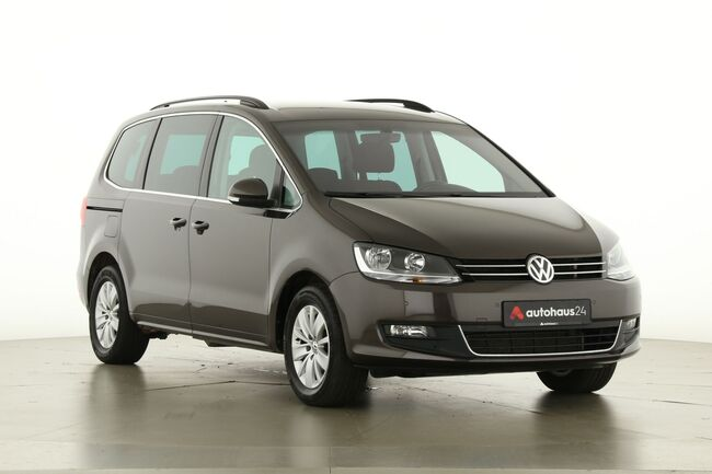 VW Sharan 2.0 TDI Comfortline