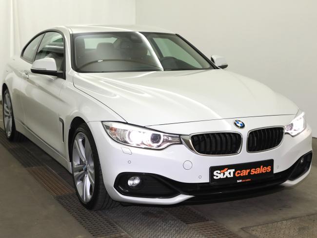 BMW 440i xDrive Sport Line