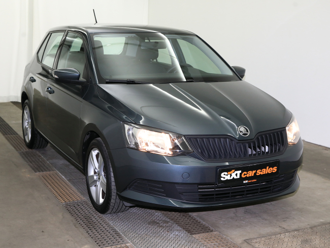 Skoda Fabia 1.0 MPI Cool Edition Green tec