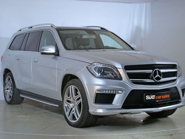 Mercedes Benz GL 63 AMG 4Matic