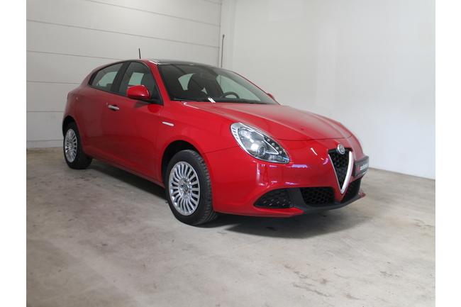Alfa Romeo Giulietta 1,4 TB 16V Basis