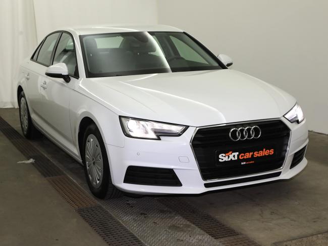 Audi A4 2.0 TDI basis ultra