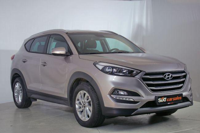 Hyundai Tucson 2.0 CRDi DPF Trend 4WD