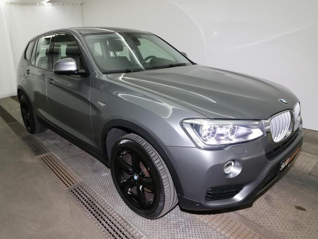 BMW X3 xDrive 35d Advantage