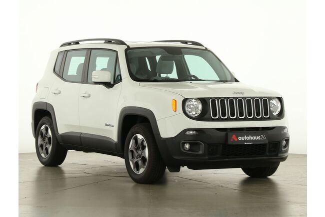 Jeep Renegade Longitude 1,6 E-torQ FWD