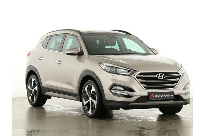 Hyundai Tucson 2.0 CRDi DPF Premium 4WD