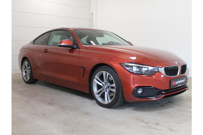 BMW 4er - 420 d Sport Line