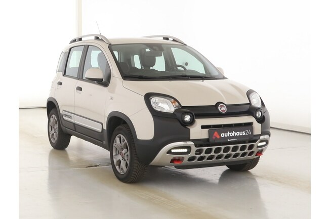 Fiat Panda 0.9 TwinAir Cross 4x4