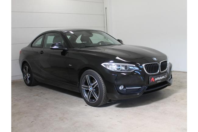 BMW 2er - 218d Sport Line