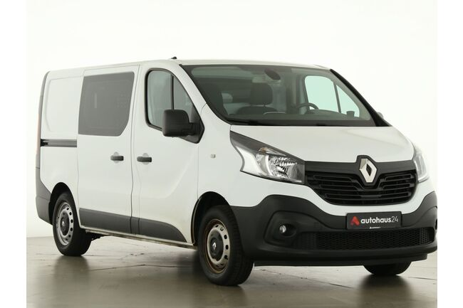 Renault Trafic 1,6 dCi 125 Energy L1H1 2,9t Komfort ENERGY