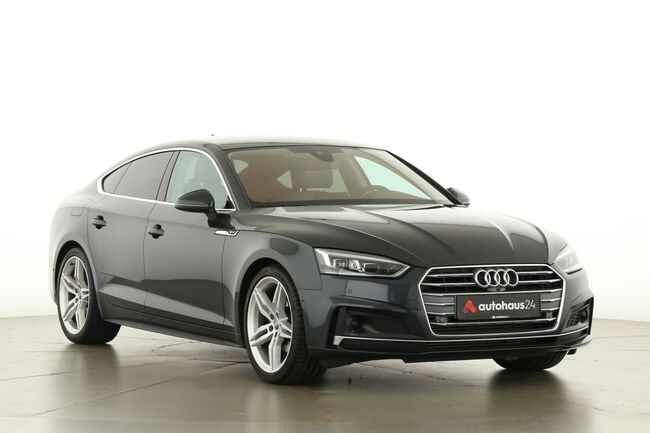 Audi A5 Sportback 2.0 TFS design