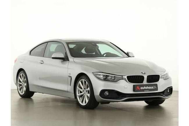 BMW 4er - 430 d Sport Line