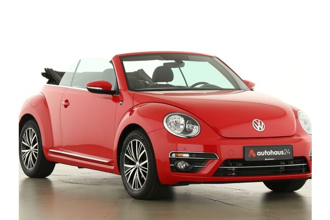 VW Beetle Cabriolet 1.2 TSI BMT Sound