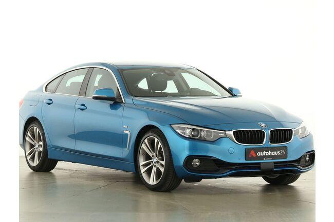 BMW 4er Gran Coupe - 420 i Sport Line