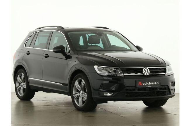 VW Tiguan 2.0 TDI BMT Comfortline