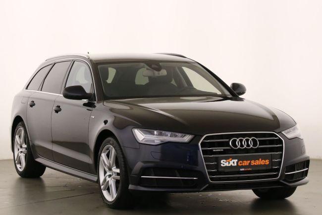 Audi A6 3.0 TDI Avant quattro clean diesel