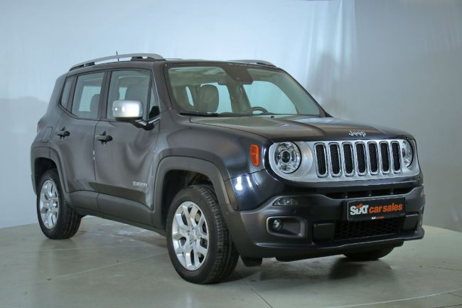 Jeep Renegade Limited 2,0 MultiJet 4WD