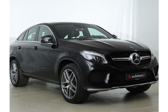 Mercedes Benz GLE 400 Coupe AMG Line 4Matic