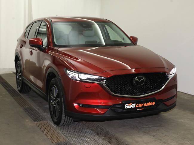Mazda CX-5 2.2 SKYACTIV-D 175 Sports-Line AWD