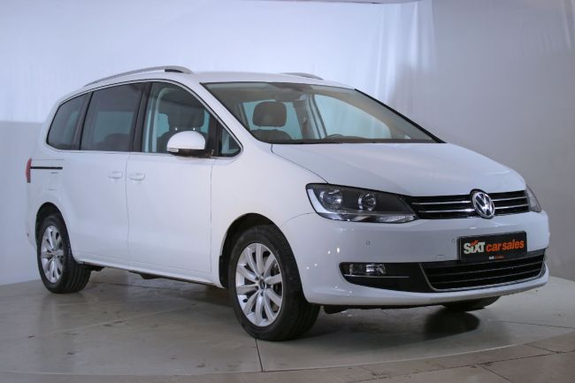 VW Sharan 1.4 TSI Highline