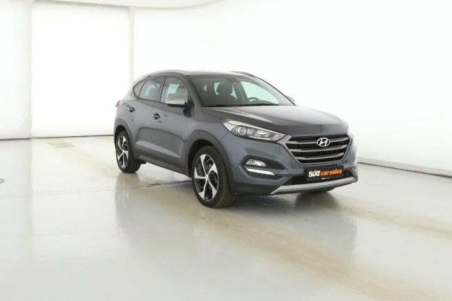 Hyundai Tucson 2.0 CRDi Advantage 4WD