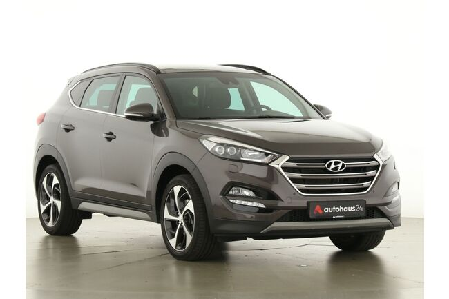 Hyundai Tucson 1.6 Style 4WD