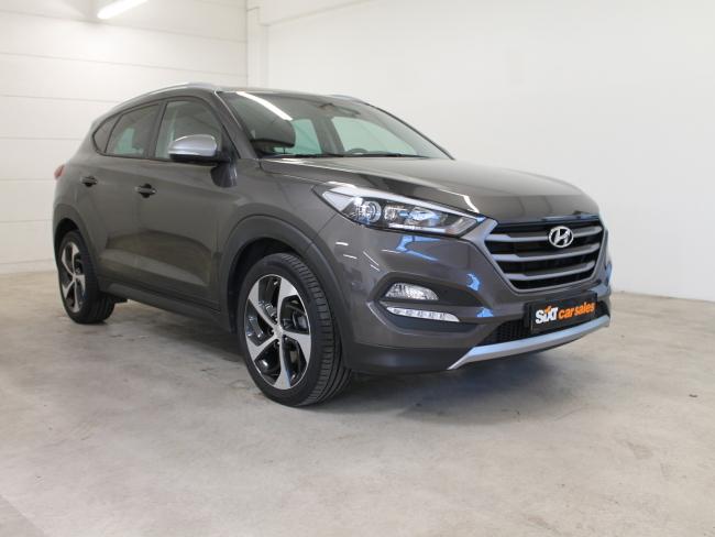 Hyundai Tucson 2.0 CRDi DPF Advantage 4WD