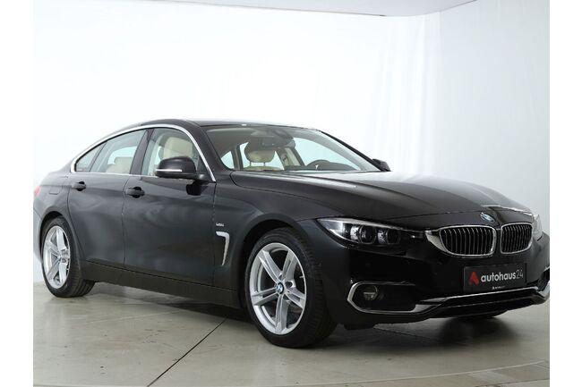 BMW 4er Gran Coupe - 420 i Luxury Line
