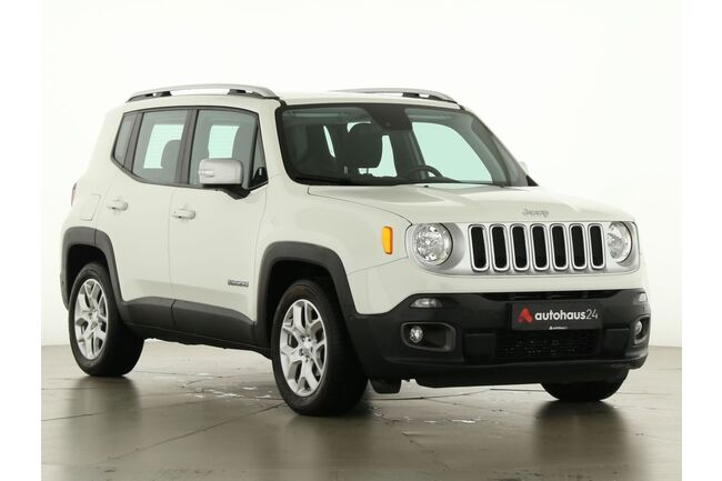 Jeep Renegade Limited 1,4 MultiAir FWD