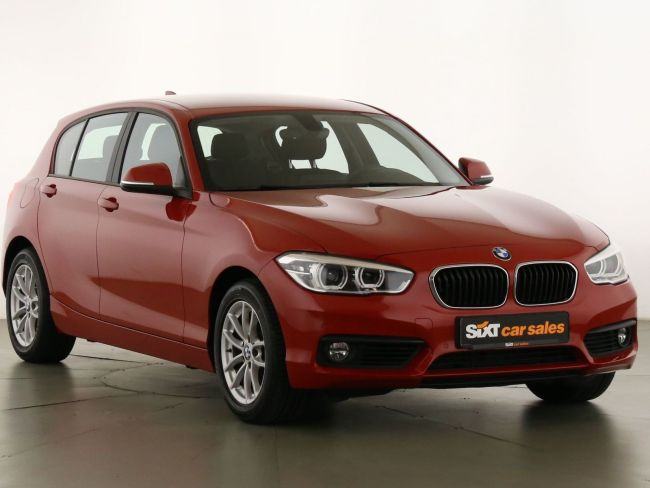 BMW 1er - 120i Advantage|Leasing ab. 139,- mtl.*