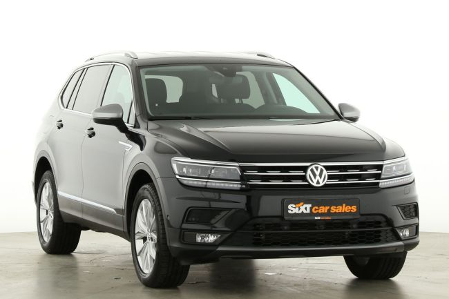 VW Tiguan Allspace 1.4 TSI Comfortline