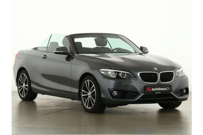 BMW 2er - 218 i Sport Line (EURO 6d-TEMP)