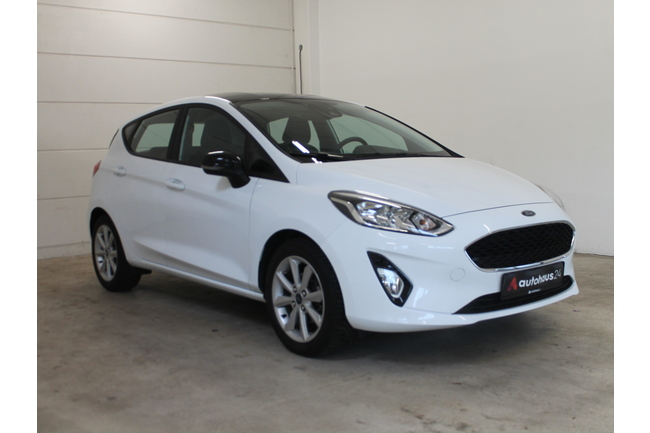Ford Fiesta 1.0 EcoBoost Trend S/S (EURO 6d-TEMP)